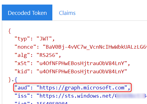 understanding OAuth2 On-Behalf-Of flow in Azure AD | Azure